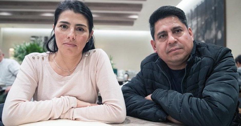 padres reclaman homicidio de estudiante de UVM