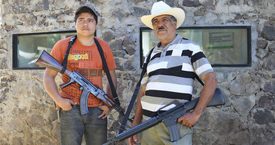 tancítaro bases de datoas michoacán crimen organizados aguacateros