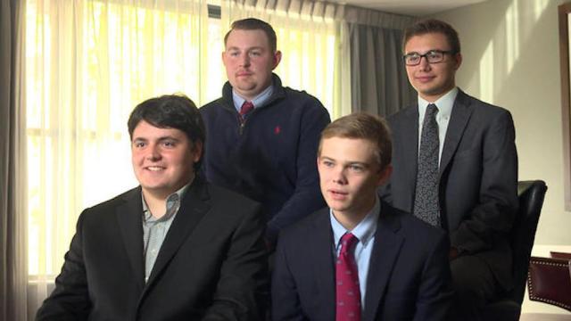 Kansas elecciones Estados Unidos candidatos adolescentes estudiantes gobernador