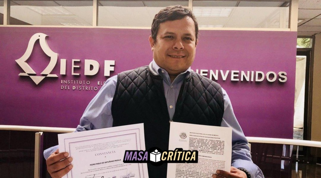 Director jurídico y candidato independiente sigue en juicio en CDMX