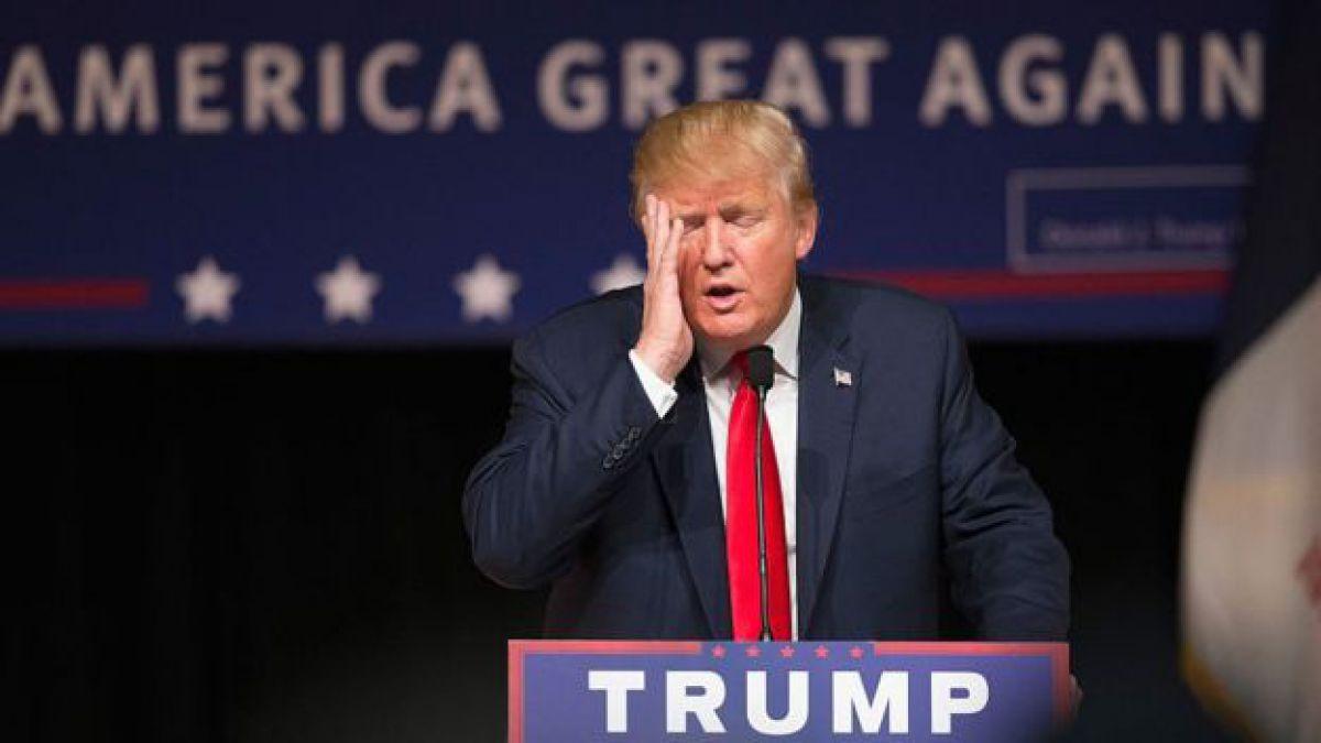 Pentágono tuitea sin querer post exigiendo renuncia de Trump