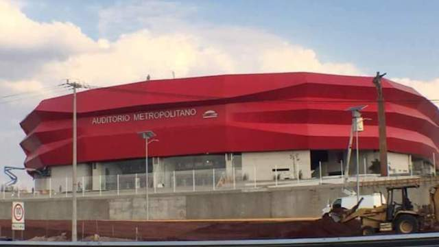 Auditorio de Tecámac clausurado por irregularidades