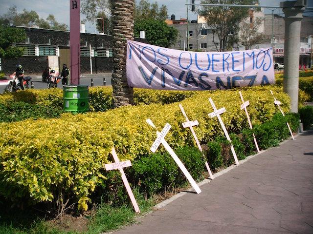 Condenan feminicidios también en Edomex