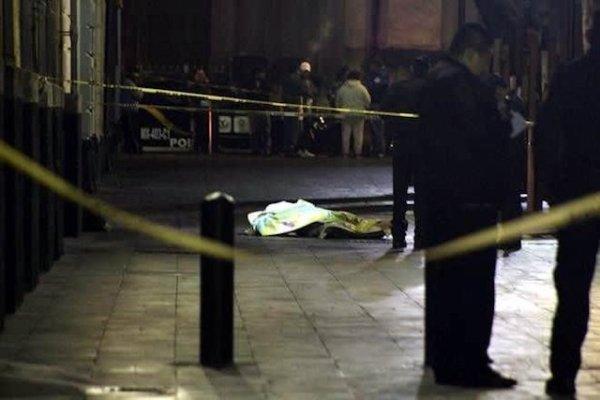 Octubre rompe récord de homicidios dolosos en México