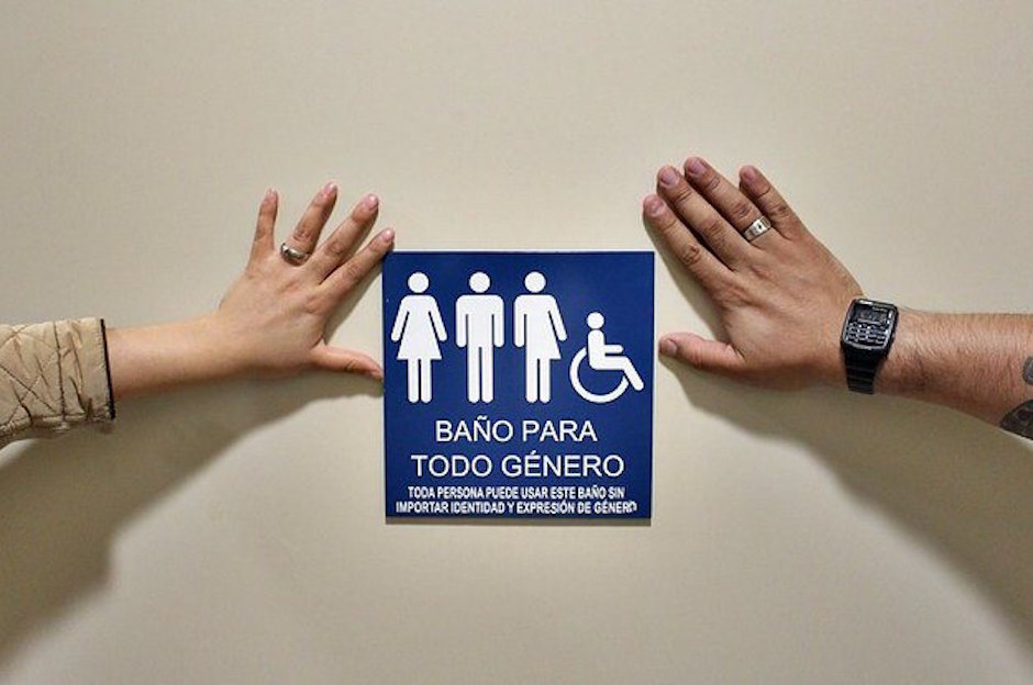 baños neutros sin genero ibero lgbt transgenero