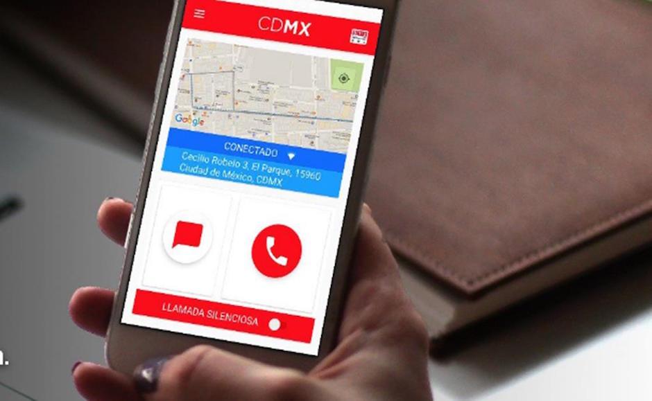 gobierno de cdmx actualiza app 911 con alerta sísmica