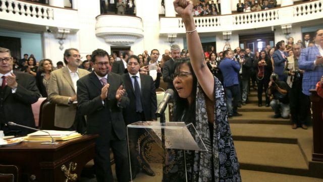 ALDF aprueba por unanimidad nueva ombudsman capitalina