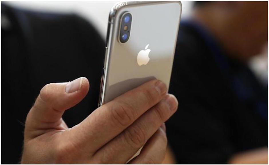 Iphone X salario promedio en México proporción