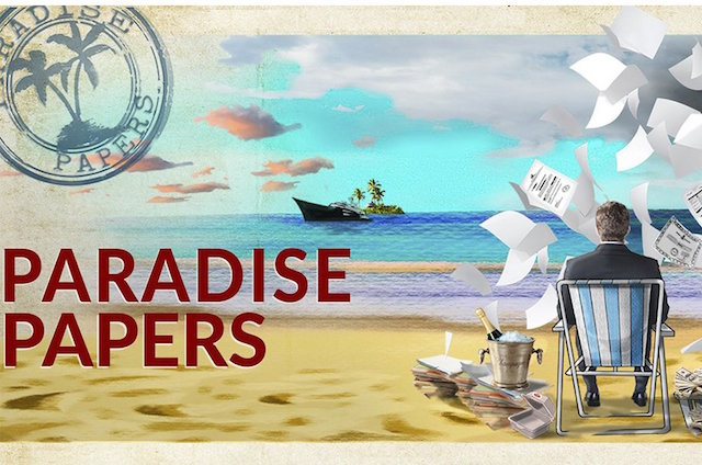 Paradise Papers offshore