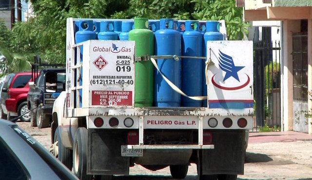 Precios Gas LP México
