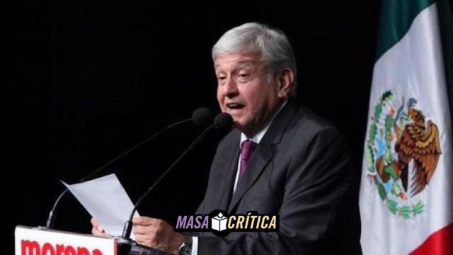 amlo presenta proyecto de nación si llega a la silla presidencial