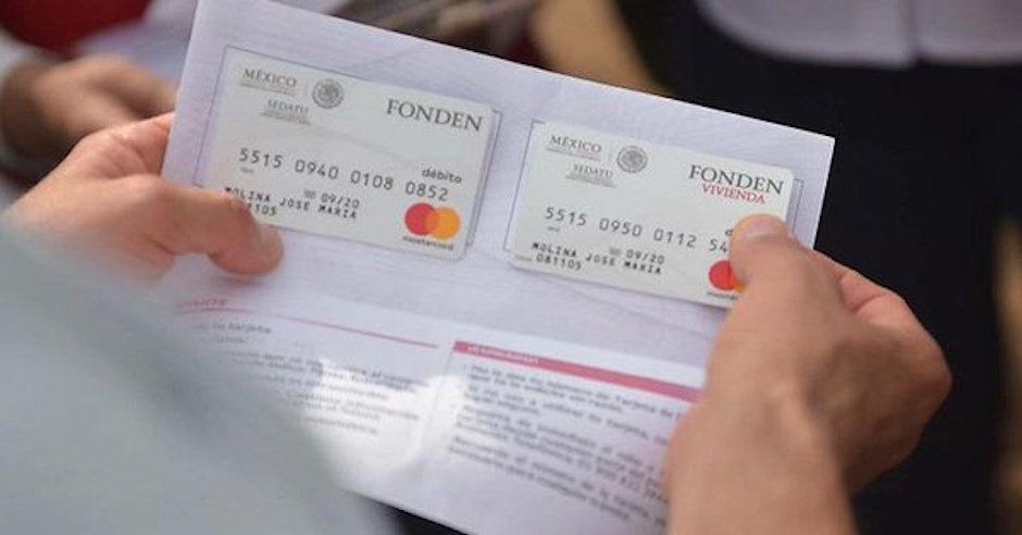 tarjetas para damnificados son clonadas y robadas
