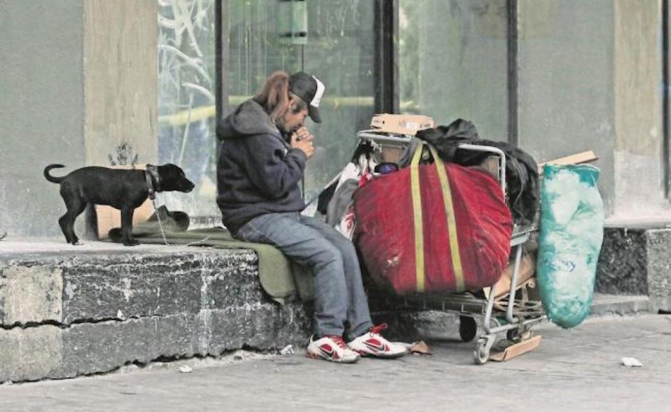 personas en situación de calle mexico