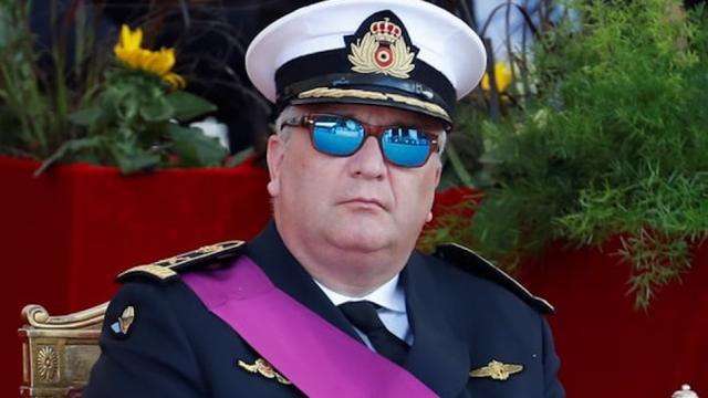 Príncipe Laurent de Bélgica demanda que violan sus derechos humanos
