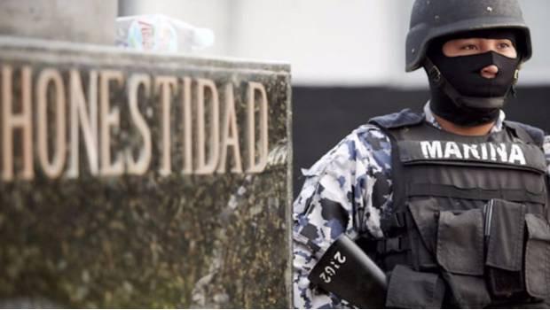 Marinos en activo secuestran a empresario en CDMX