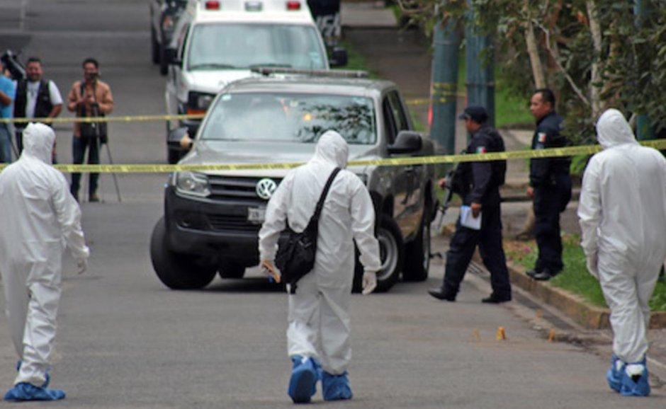 Hace historia 2017 como año con más asesinatos en México en últimas dos décadas