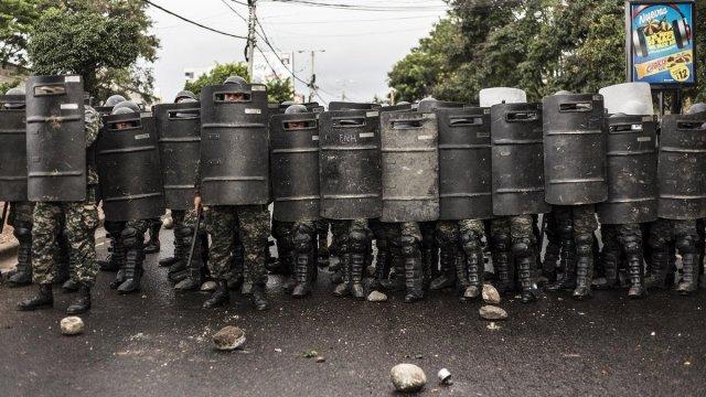 elecciones en honduras dan ventaja a JOH