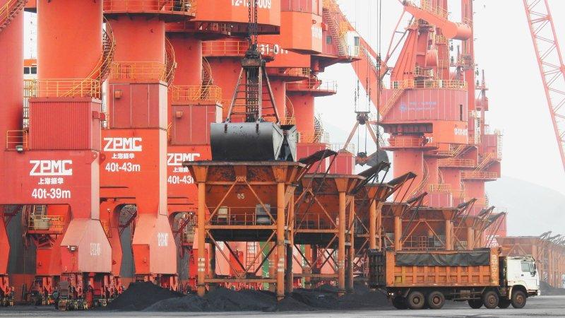 Desarrollan barco 100% eléctrico para mover carbón