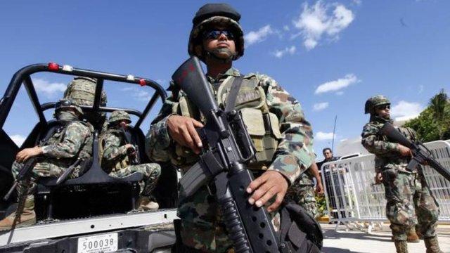Ley de Seguridad interior dará poderes ilimitados a Fuerzas Armadas