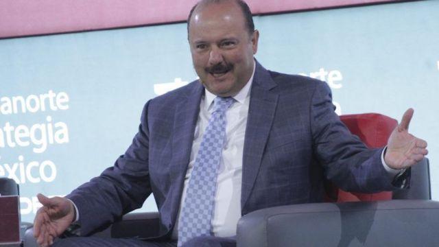 César Duarte devió 379 millones de pesos