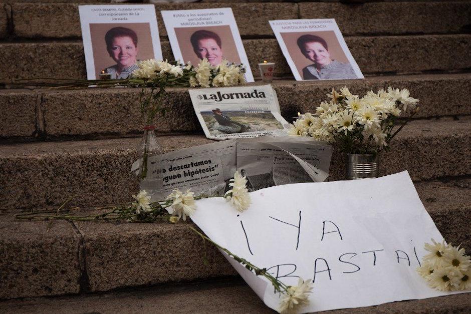 Miroslava Breach periodista asesinada por no ser cómplice del silencio