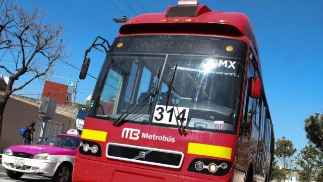 detienen a tres presuntos ladrones de la línea 6 del metrobuús