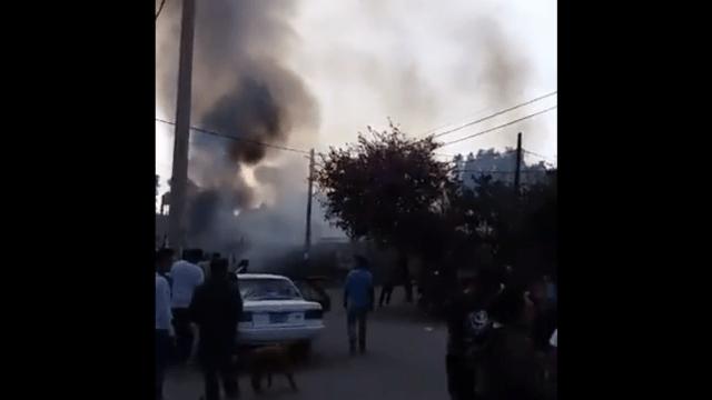 explosión polvorín Tultepec