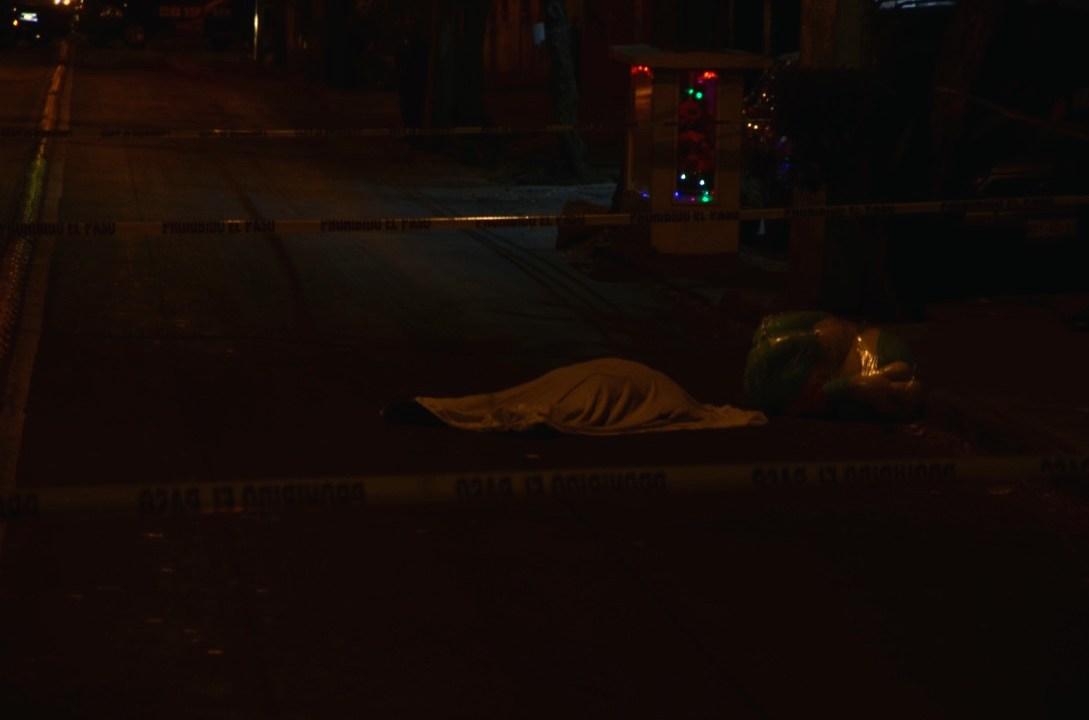 Un hombre en la colonia Doctores fue asesinado
