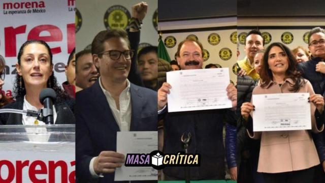 Morena define a candidata a CDMX, PRD define contienda interna