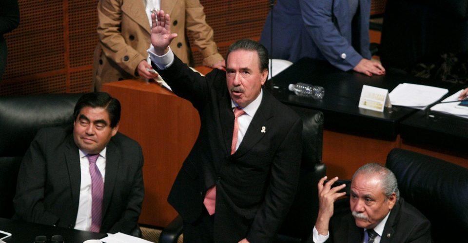 PRI pone presión para Ley de Seguridad Interior se apruebe antes del finde