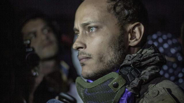 oscar perez venezuela maduro terrorista