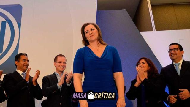 Confirmada esposa de Moreno Valle como candidata panista al gobierno de Puebla