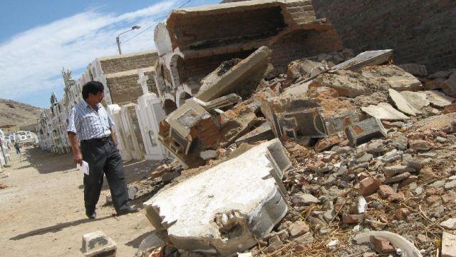 Todo lo que sabemos del sismo de 6.8 en Perú