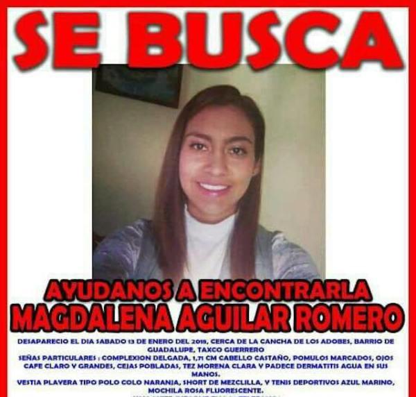 Mujer desaparece y es asesinada en Taxco; la hallan desmembrada en refrigerador y ollas