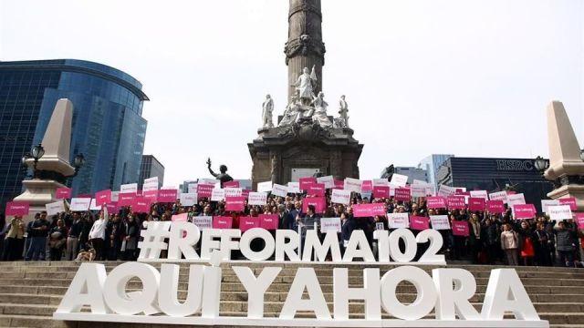 #Reforma102: ciudadanos exigen Fiscalía General de la Nación independiente