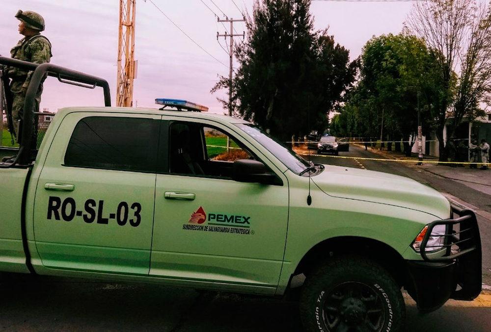 Asesinan a jefe de seguridad de refinería de Pemex en Salamanca