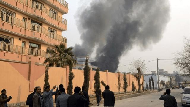 ISIS ataca sede de Save The Children en Afganistán
