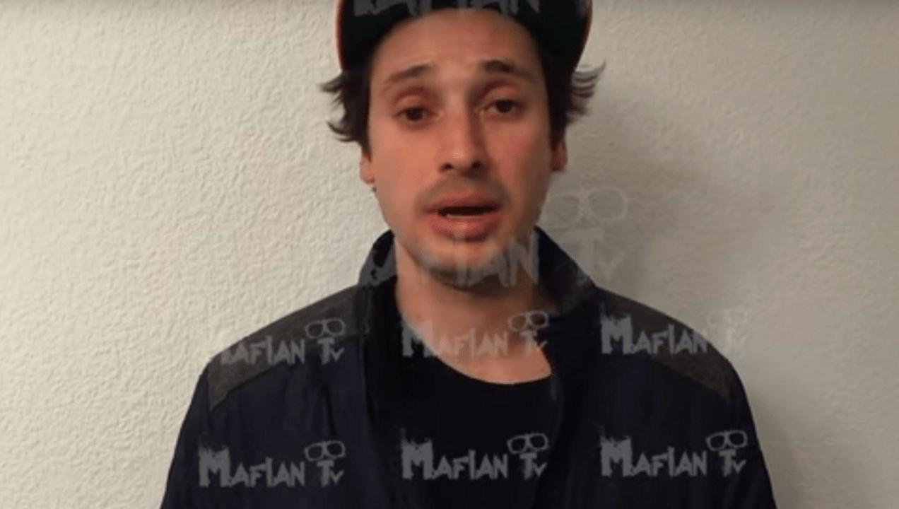 Mario Sáenz Victoria Salas inocente video mafian tv