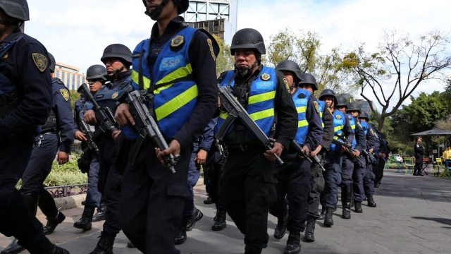 En 2017, robaron 2 armas al día a las Policías