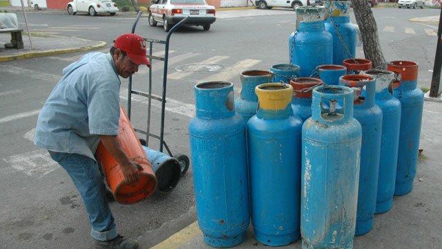 Aumentan precio de gas LP en CDMX