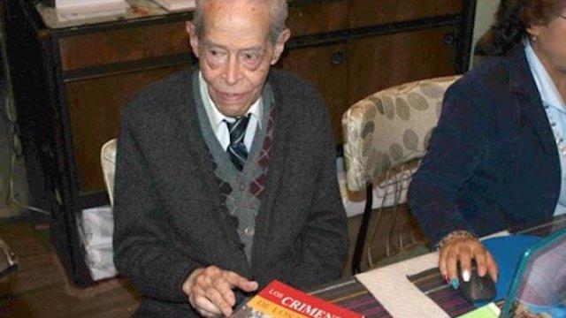 muere neonazi salvador borrego a los 102 años de edad