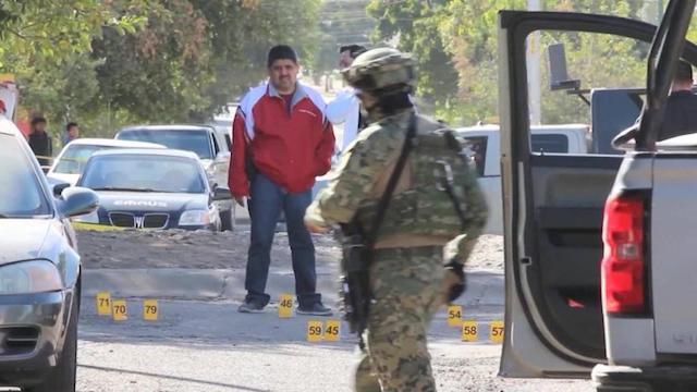Más de tres cuartas partes de los mexicanos se sienten inseguros en el país