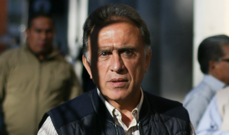 Yunes criminaliza a 9 cuerpos encontrados en Xalapa