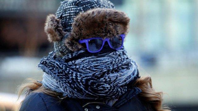 por el frío en CDMX se prevee aguanieve en 5 delegaciones