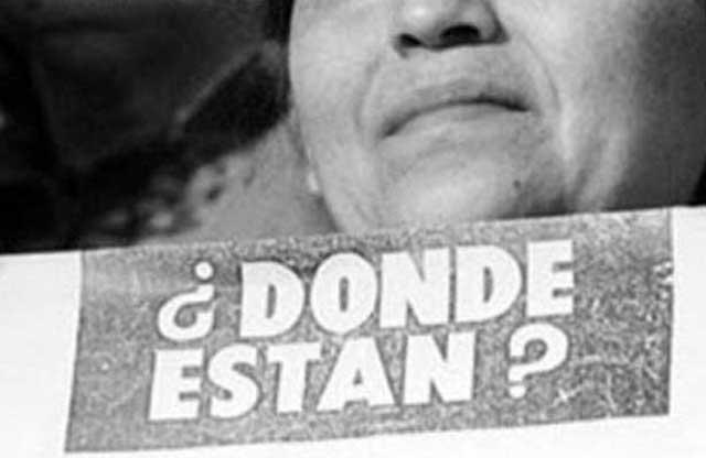 Desaparición México