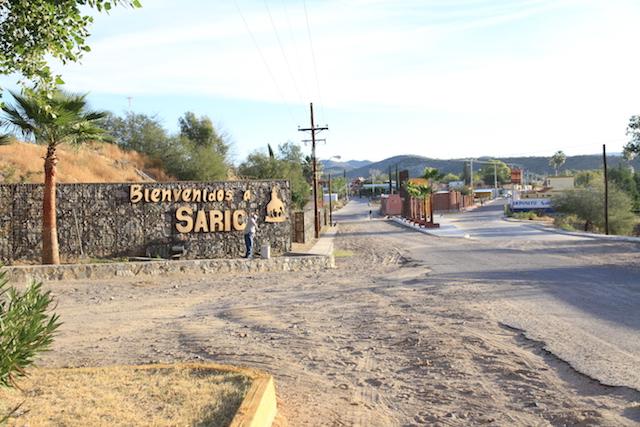 Municipio de Sáric, en Sonora