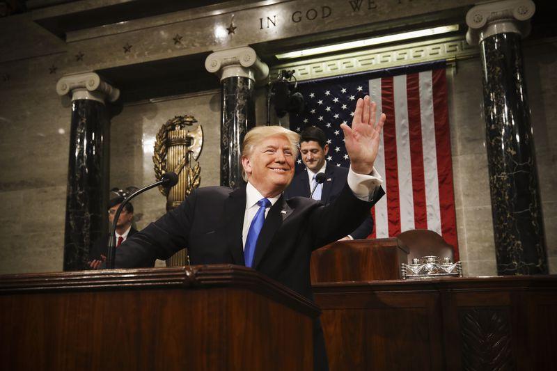 Informe de Trump: todo lo que estúpidamente dijo