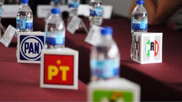 INE multa partidos tarjetas elecciones 2012