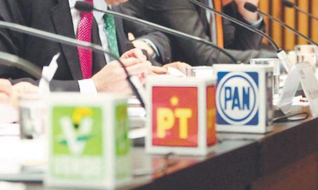 INE multa partidos
