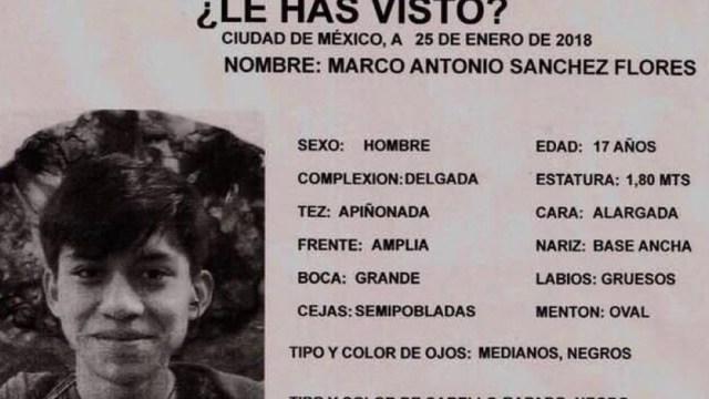 Estudiante desaparece después de ser detenido por policía en Metro Rosario